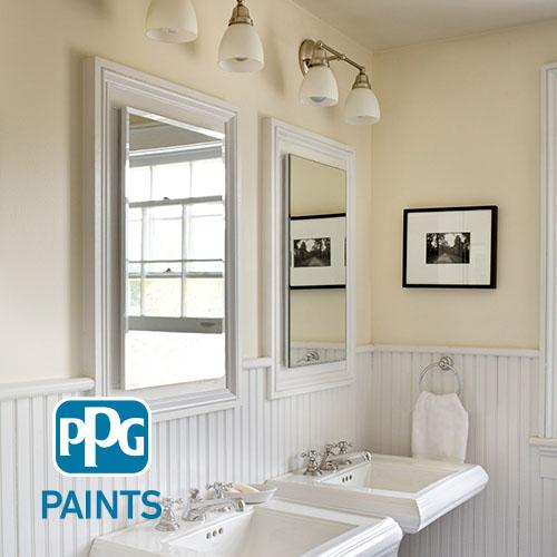 2 PPG Paints feature images